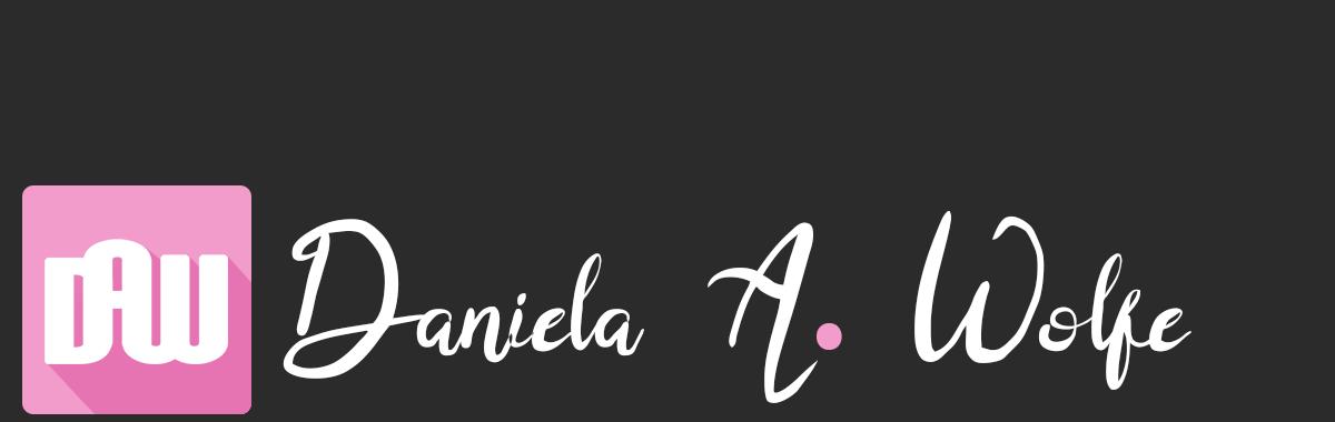Daniela A. Wolfe – TG Fiction Writer